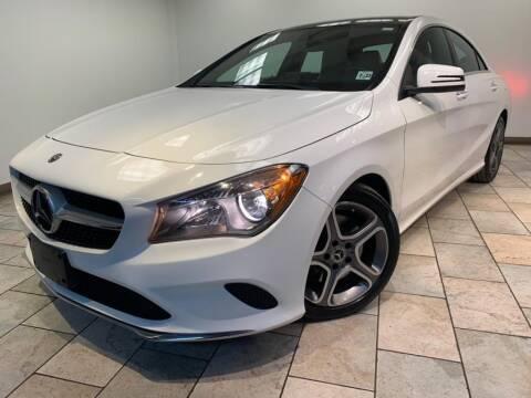 2018 Mercedes-Benz CLA for sale at EUROPEAN AUTO EXPO in Lodi NJ