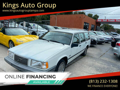 1991 Volvo 740 for sale at Kings Auto Group in Tampa FL