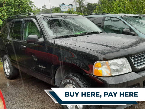 2004 Ford Explorer for sale at All Star Auto Sales of Raleigh Inc. in Raleigh NC