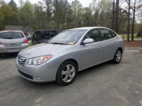 2010 Hyundai Elantra for sale at Tri State Auto Brokers LLC in Fuquay Varina NC