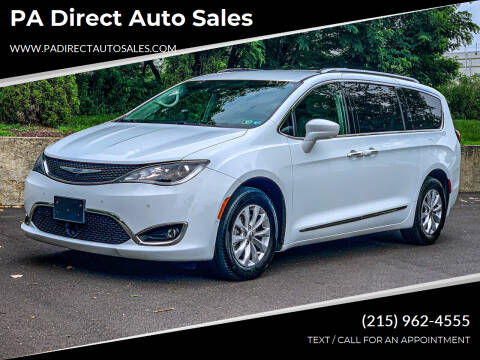 2019 Chrysler Pacifica for sale at PA Direct Auto Sales in Levittown PA