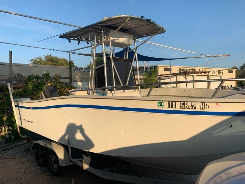 1996 Cape Horn 21 Cape Horn for sale at AUTOS MY HOBBY in Converse TX