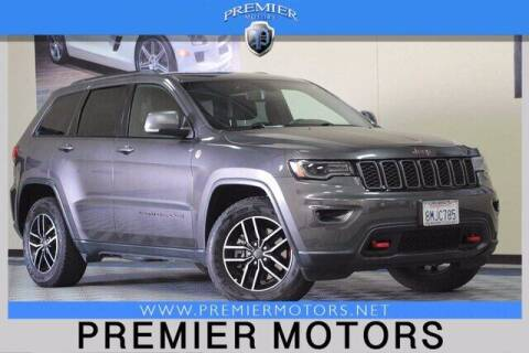 2019 Jeep Grand Cherokee for sale at Premier Motors in Hayward CA