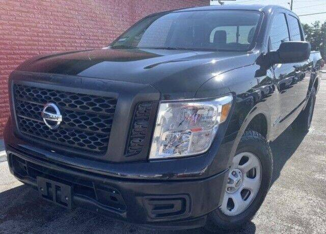2017 Nissan Titan for sale at Cars R Us in Indianapolis IN