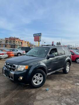 2008 Ford Escape Hybrid for sale at Big Bills in Milwaukee WI