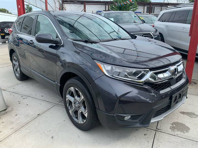 2017 Honda CR-V for sale at LIBERTY AUTOLAND INC in Jamaica NY