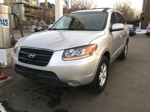 2008 Hyundai Santa Fe for sale at Capitol Hill Auto Sales LLC in Denver CO