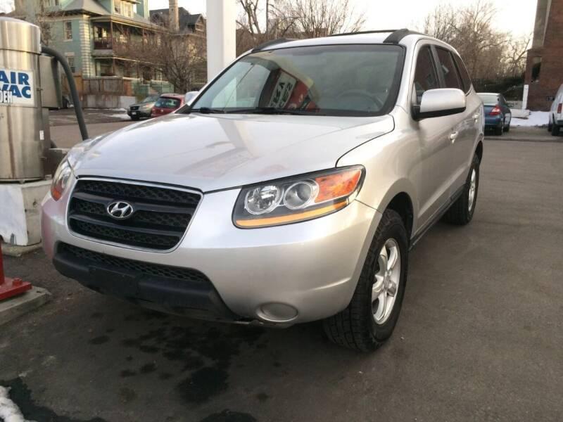 2008 Hyundai Santa Fe for sale at Capitol Hill Auto Sales LLC in Denver CO