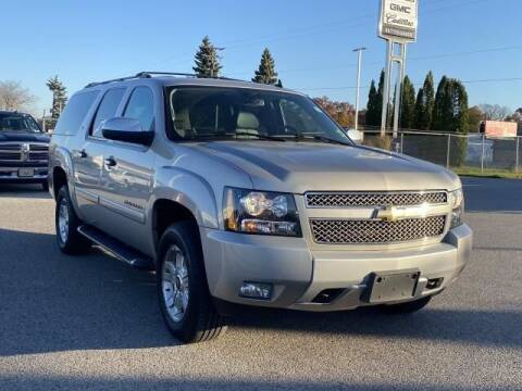 2008 Chevrolet Suburban for sale at Betten Baker Preowned Center in Twin Lake MI