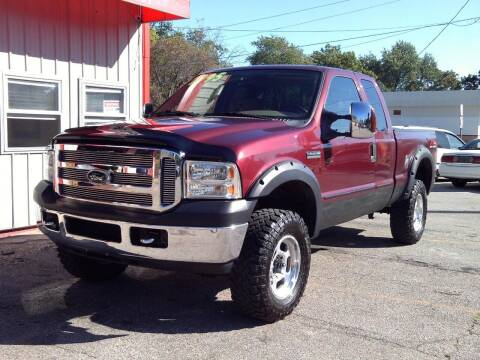 2006 Ford F-250 Super Duty for sale at Midwest Auto & Truck 2 LLC in Mansfield OH