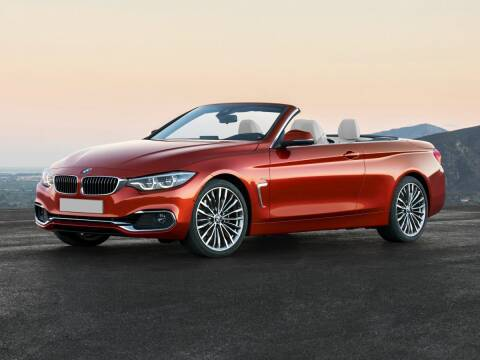 2018 BMW 4 Series for sale at Radley Cadillac in Fredericksburg VA