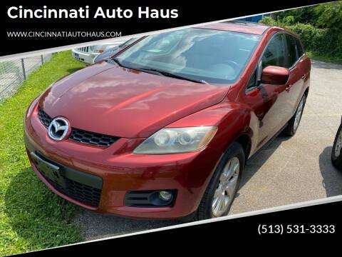 2007 Mazda CX-7 for sale at Cincinnati Auto Haus in Cincinnati OH