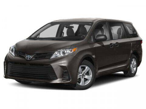 2020 Toyota Sienna for sale at TEJAS TOYOTA in Humble TX