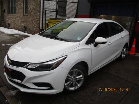 2017 Chevrolet Cruze for sale at Newark Auto Sports Co. in Newark NJ