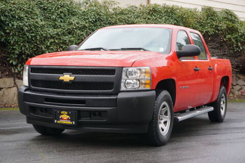 2011 Chevrolet Silverado 1500 for sale at West Coast Auto Works in Edmonds WA