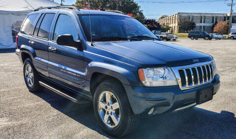 2004 Jeep Grand Cherokee for sale at Richmond Auto Sales LLC in Richmond VA