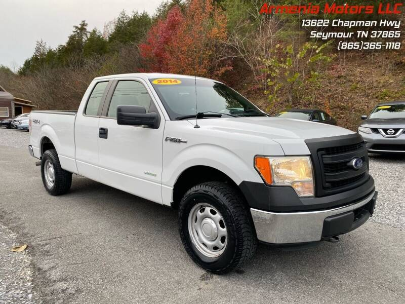 2014 Ford F-150 for sale at Armenia Motors in Seymour TN