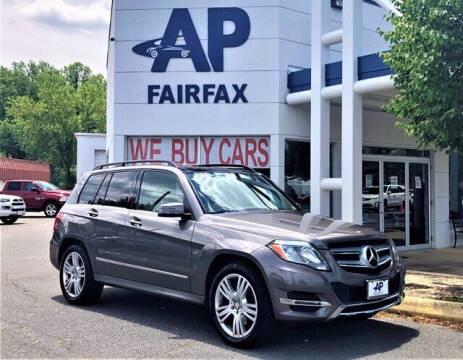 2014 Mercedes-Benz GLK for sale at AP Fairfax in Fairfax VA