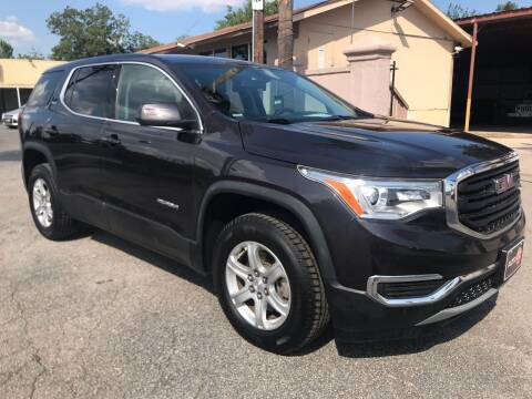 2017 GMC Acadia for sale at Auto A to Z / General McMullen in San Antonio TX