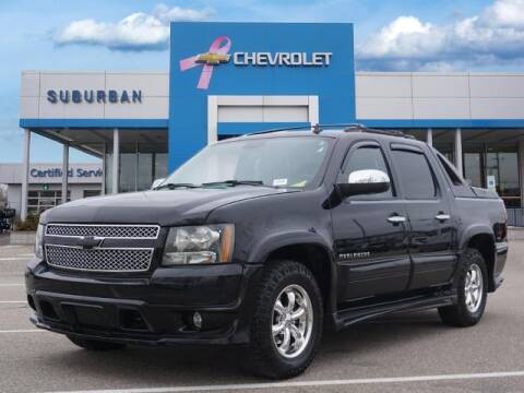 2011 Chevrolet Avalanche for sale at Suburban Chevrolet of Ann Arbor in Ann Arbor MI
