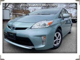 2014 Toyota Prius for sale at Rockland Automall - Rockland Motors in West Nyack NY
