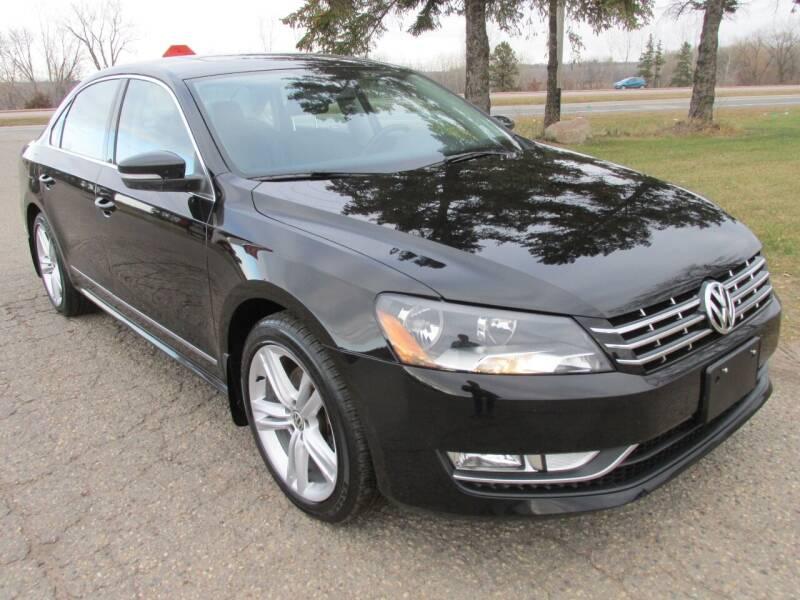 2015 Volkswagen Passat for sale at Buy-Rite Auto Sales in Shakopee MN
