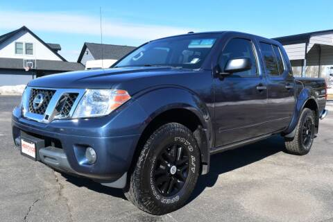 2016 Nissan Frontier for sale at Heritage Automotive Sales in Columbus in Columbus IN