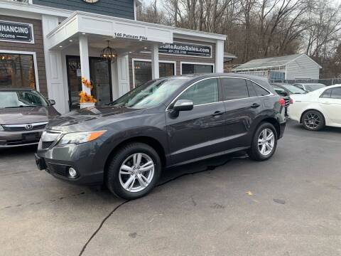 2014 Acura RDX for sale at Ocean State Auto Sales in Johnston RI