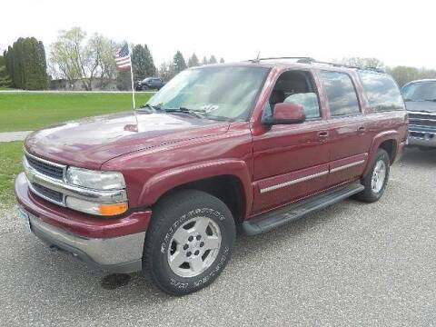 2005 Chevrolet Suburban for sale at Dales Auto Sales in Hutchinson MN