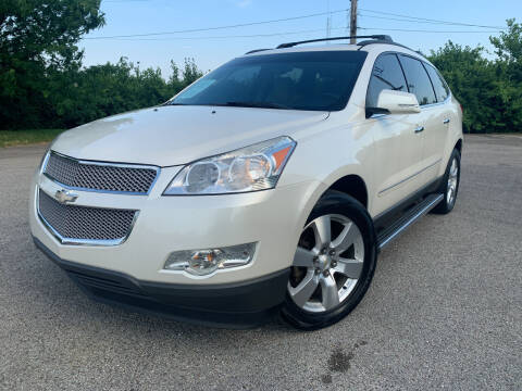 2012 Chevrolet Traverse for sale at Craven Cars in Louisville KY