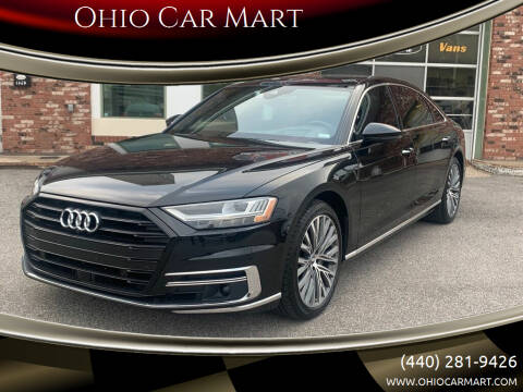 2019 Audi A8 L for sale at Ohio Car Mart in Elyria OH