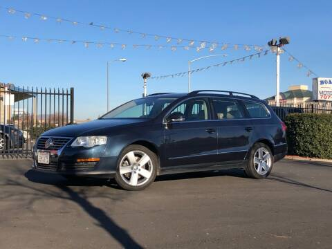 2008 Volkswagen Passat for sale at BOARDWALK MOTOR COMPANY in Fairfield CA