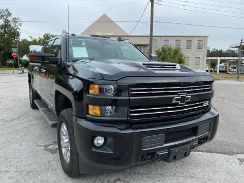 2019 Chevrolet Silverado 3500HD for sale at LUXURY AUTO MALL in Tampa FL