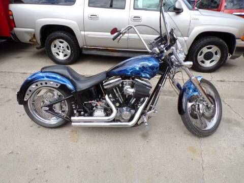 2000 Custom Softail for sale at Value Motors in Watertown SD