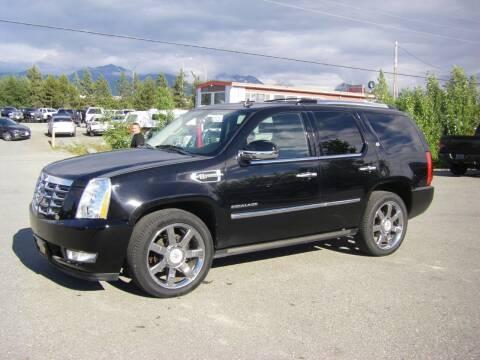 2011 Cadillac Escalade Hybrid for sale at NORTHWEST AUTO SALES LLC in Anchorage AK