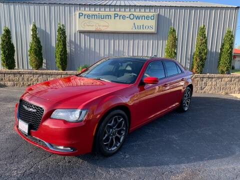 2016 Chrysler 300 for sale at PREMIUM PRE-OWNED AUTOS in East Peoria IL