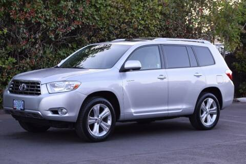 2009 Toyota Highlander for sale at Beaverton Auto Wholesale LLC in Aloha OR