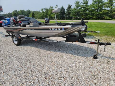 2000 Bass Tracker Pro 165 for sale at Tremont Car Connection in Tremont IL