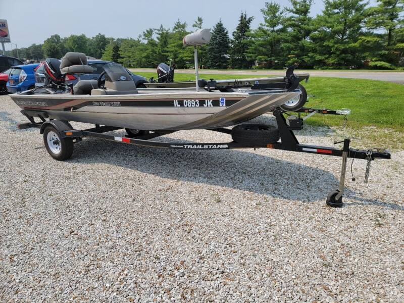 2000 Tracker Pro 165 for sale at Tremont Car Connection in Tremont IL