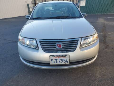 2007 Saturn Ion for sale at Regal Autos Inc in West Sacramento CA