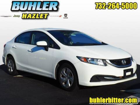 2015 Honda Civic for sale at Buhler and Bitter Chrysler Jeep in Hazlet NJ