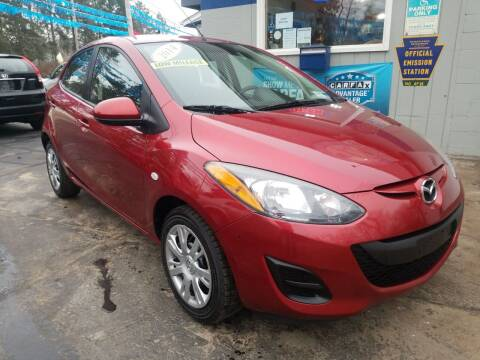 2014 Mazda MAZDA2 for sale at Bizzarro`s Fleetwing Auto Sales in Erie PA