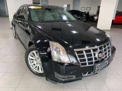 2013 Cadillac CTS for sale at Auto Mall of Springfield in Springfield IL
