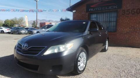 2011 Toyota Camry for sale at Auto Click in Tucson AZ