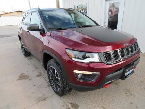 2021 Jeep Compass for sale at TWIN RIVERS CHRYSLER JEEP DODGE RAM in Beatrice NE