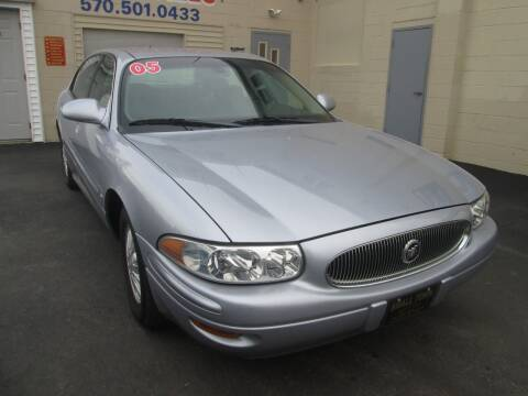 2005 Buick LeSabre for sale at Small Town Auto Sales in Hazleton PA