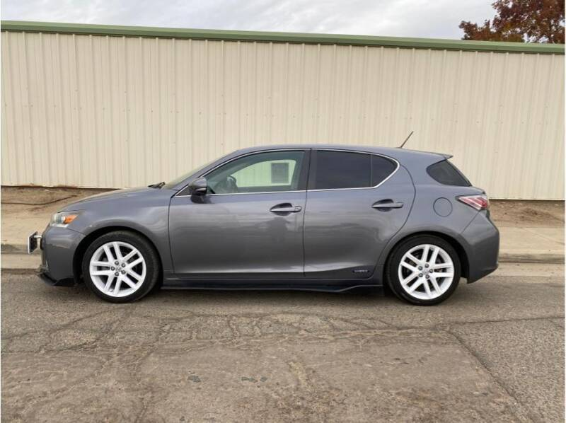 2013 Lexus CT 200h for sale at Dealers Choice Inc in Farmersville CA