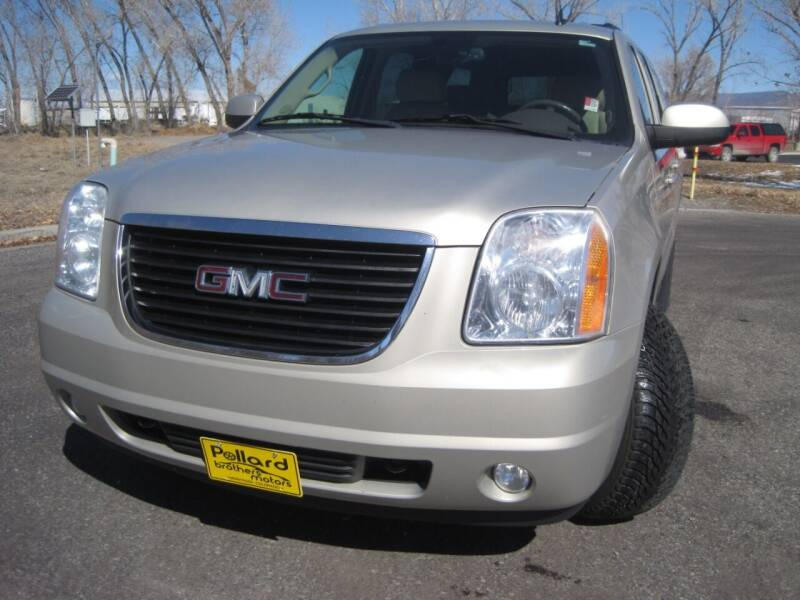 2009 GMC Yukon XL for sale at Pollard Brothers Motors in Montrose CO