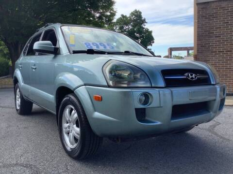 2008 Hyundai Tucson for sale at Active Auto Sales Inc in Philadelphia PA