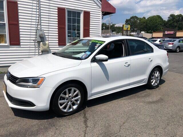 2014 Volkswagen Jetta for sale at Crown Auto Sales in Abington MA